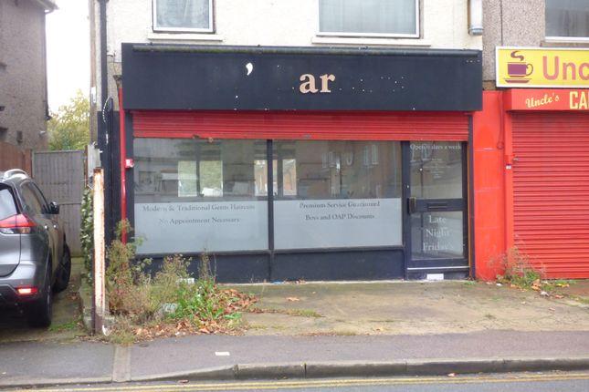 Thumbnail Retail premises for sale in Milton Road, Swanscombe, Kent