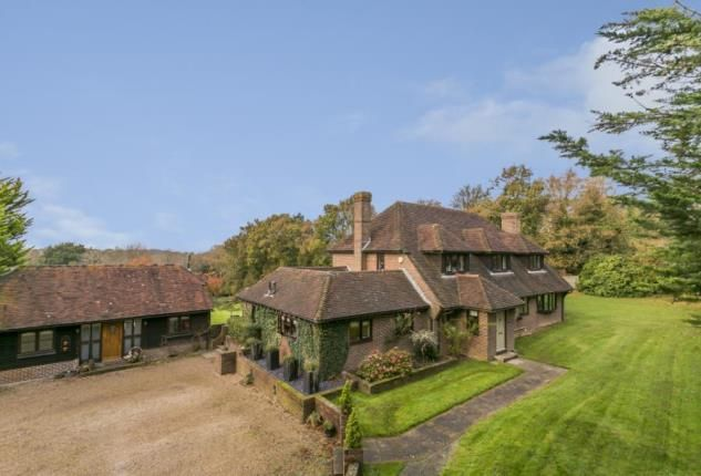 Thumbnail Equestrian property for sale in Cowbeech Hill, Cowbeech, Hailsham, East Sussex