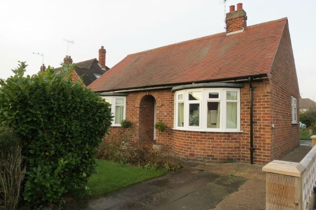 Thumbnail Detached bungalow to rent in Spencers Mead, Driffield