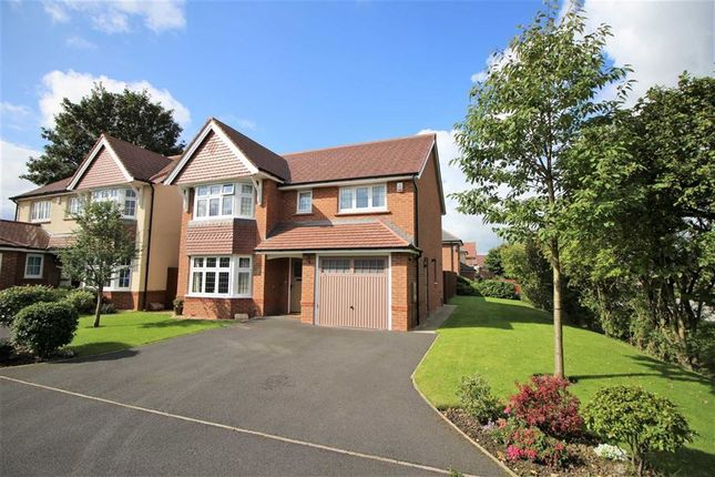 Thumbnail Detached house for sale in Claytongate Drive, Penwortham, Preston