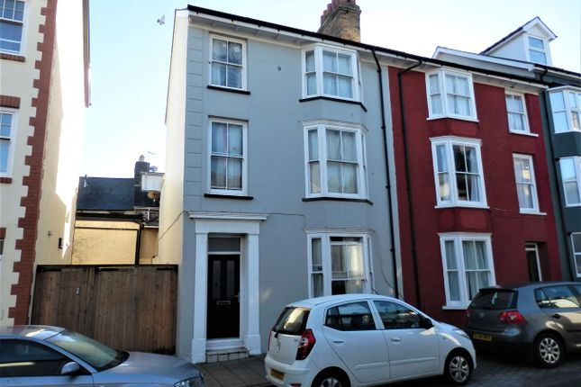 Thumbnail Town house for sale in Corporation Street, Aberystwyth
