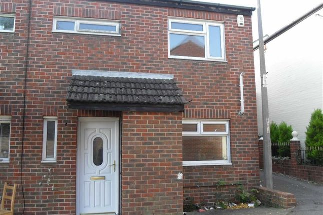 Thumbnail End terrace house to rent in Ryde Close, Chatham, Kent