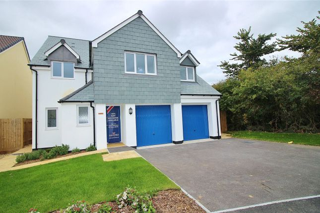 Thumbnail Detached house for sale in Mead Park Close, Bickington, Barnstaple