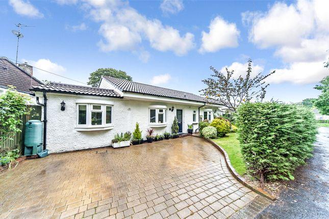 Thumbnail Detached bungalow for sale in Greenview Crescent, Hildenborough, Tonbridge, Kent