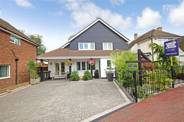 Thumbnail Detached house for sale in Chalky Bank, Gravesend, Kent