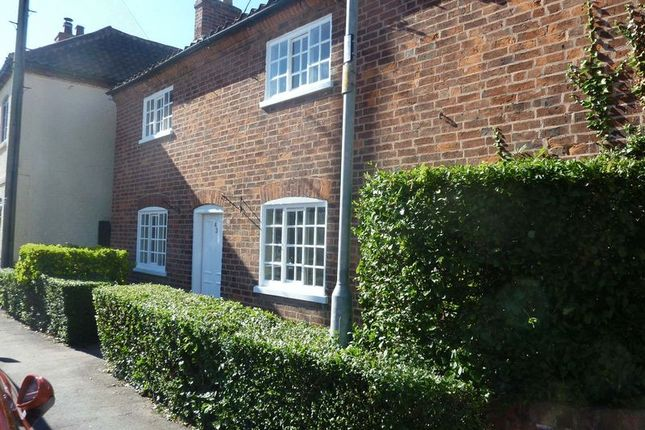 Thumbnail Terraced house to rent in High Street, Bottesford, Nottingham