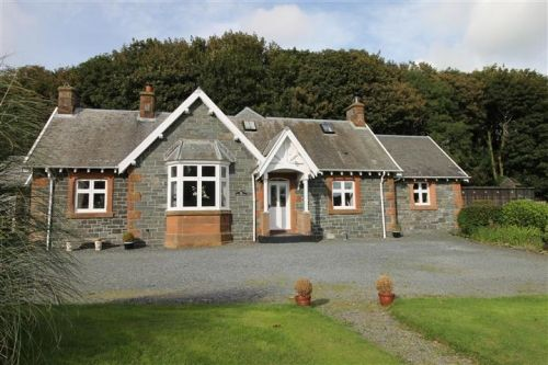 Thumbnail Cottage for sale in Wigtownshire, Dumfries & Galloway