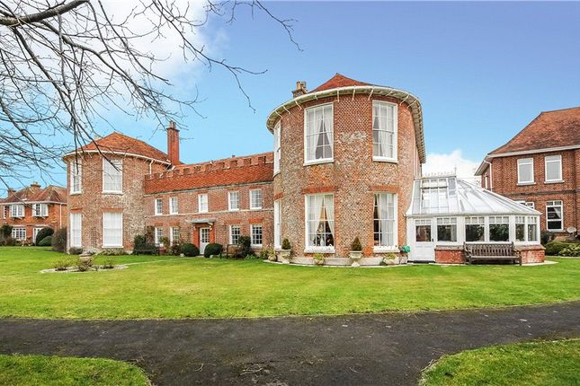 Thumbnail End terrace house for sale in Milford House, Church Hill, Milford On Sea, Hampshire