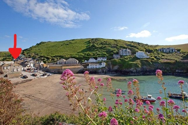 Thumbnail Terraced house for sale in Fore Street, Port Isaac, Cornwall
