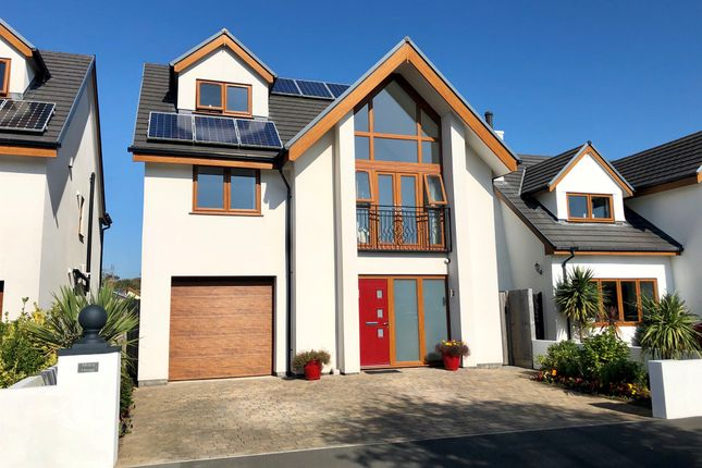 Thumbnail Detached house for sale in The Crescent, West Road, Nottage, Porthcawl
