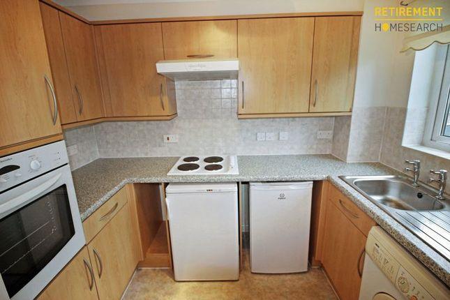 Kitchen of Beachville Court, Lancing BN15