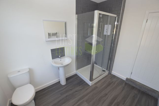 En-Suite of Westbury Road, Knighton Fields, Leicester LE2