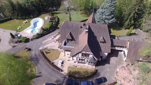 Thumbnail Detached house for sale in Alsace, Bas-Rhin, Obernai