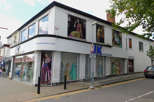 Thumbnail Retail premises to let in First Floor, 128 Soho Road, Birmingham
