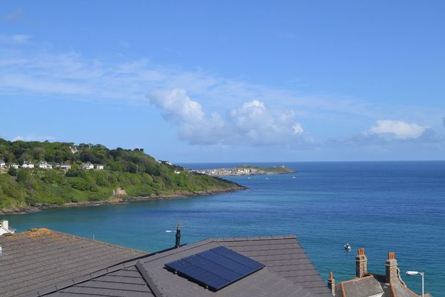Thumbnail Terraced house for sale in Carbis Bay, Nr St Ives, Cornwall