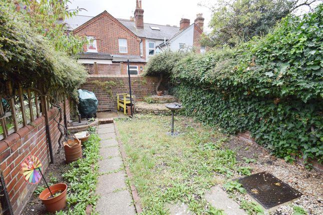 Garden of Filey Road, Reading, Berkshire RG1