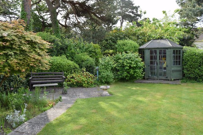 Thumbnail Detached bungalow to rent in Nairn Road, Canford Cliffs, Poole