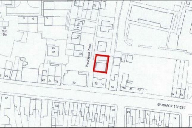 Thumbnail Land for sale in Land At Providence Place, Rear Of 32-34 Barrack Street, Colchester, Essex