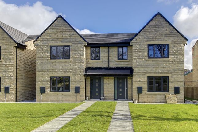 Thumbnail Semi-detached house for sale in Plot 3, Towneley View, Todmorden Road, Burnley