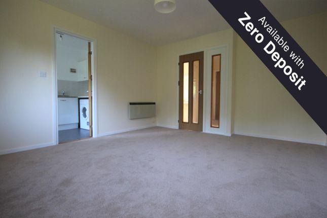 Thumbnail Flat to rent in Allder Close, Abingdon