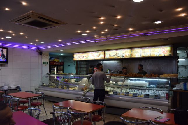 Thumbnail Restaurant/cafe for sale in High Road Seven Kings, Ilford
