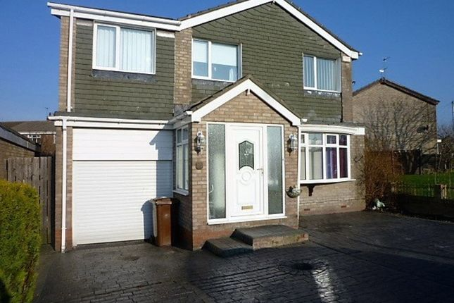 4 bed detached house for sale in Denham Drive, Seaton Delaval, Whitley Bay