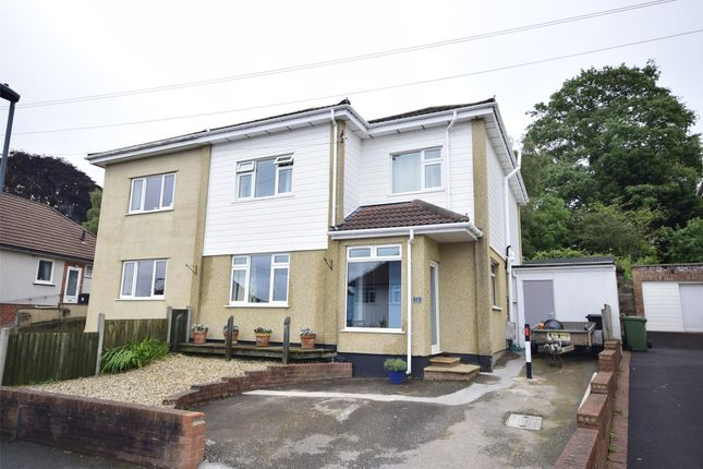 Thumbnail Semi-detached house for sale in Heath Walk, Downend, Bristol