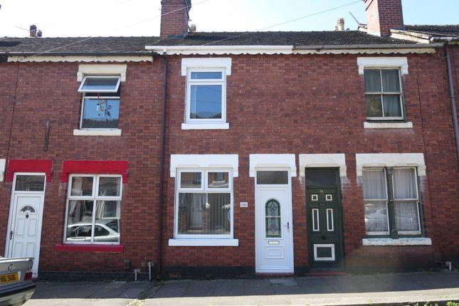 Thumbnail Terraced house to rent in 13 Penkville Street, Stoke