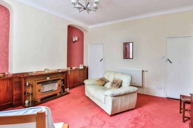 Living Room of Glebe Street, Burnley, Lancashire BB11