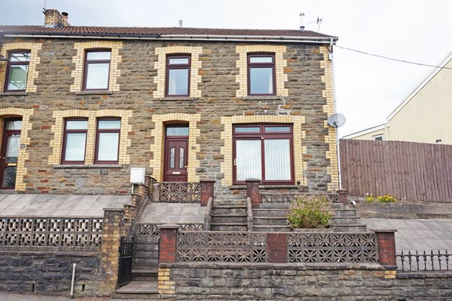3 bed end terrace house for sale in Cardiff Road, Glan Y Nant, Blackwood NP12