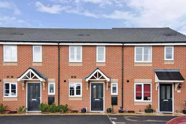 Thumbnail Terraced house for sale in Asheridge Close, Wolverhampton