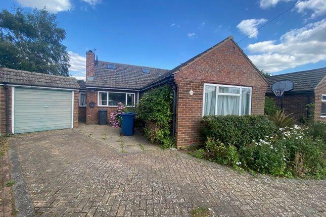 Thumbnail Semi-detached bungalow for sale in Widmore Close, Asheridge, Chesham