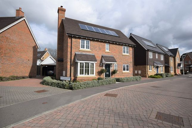 Thumbnail Detached house for sale in Horwood Way, Harrietsham, Maidstone