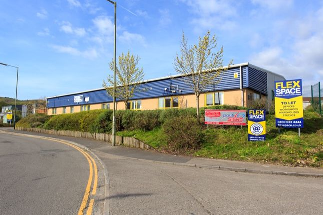 Thumbnail Office to let in Western Industrial Estate, Caerphilly