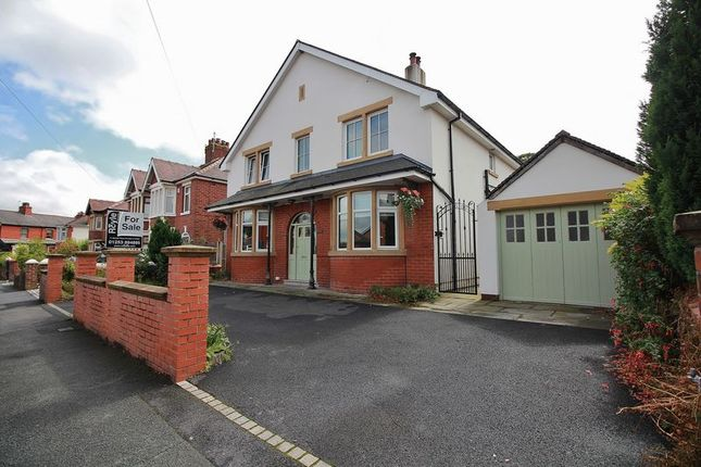 Thumbnail Detached house for sale in 27 Victoria Road, Poulton-Le-Fylde