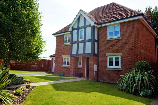 Thumbnail Detached house for sale in Lady Kell Gardens, York