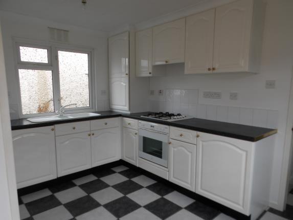 Kitchen of Barton Mobile Home Park, Westgate, Morecambe LA3