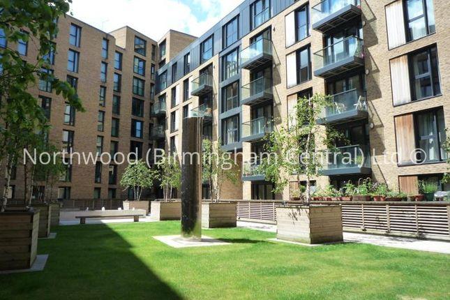 Thumbnail Flat for sale in St John's Walk, City Centre, Birmingham