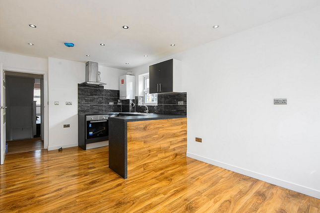 Thumbnail Flat for sale in Sebert Road, London