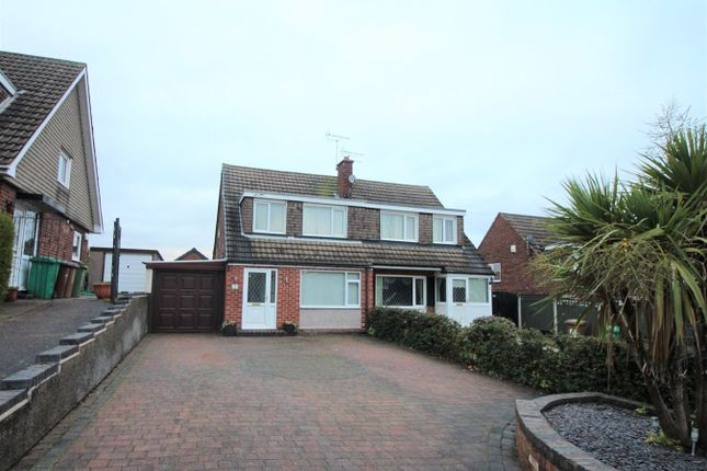3 Bed Semi Detached House For In Sedgebrook Close