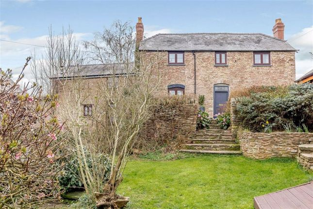 Thumbnail Detached house for sale in Holme Lacy, Hereford