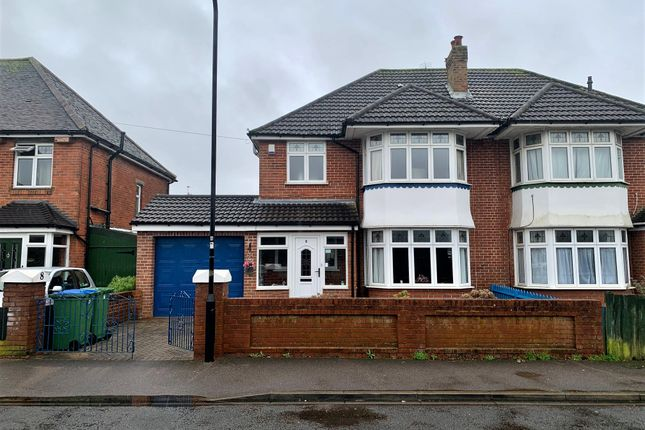 Thumbnail Semi-detached house for sale in Harland Crescent, Southampton