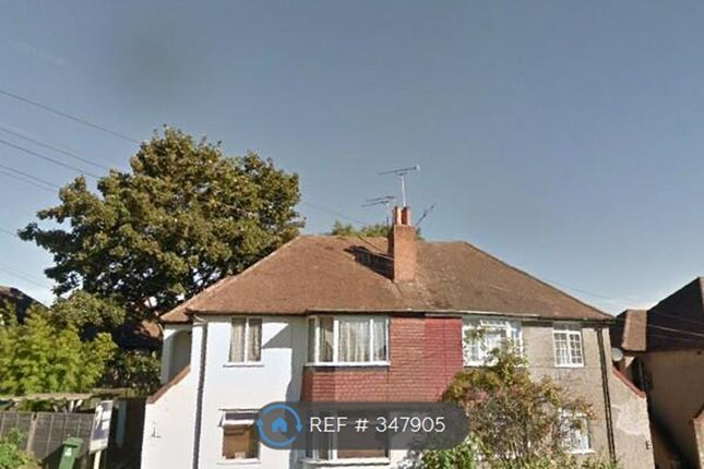 Thumbnail Maisonette to rent in Crayvalley Road, Orpington