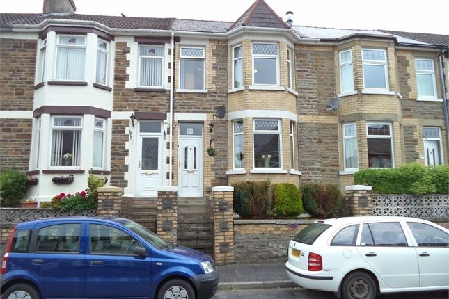Thumbnail Town house for sale in Holland Street, Ebbw Vale