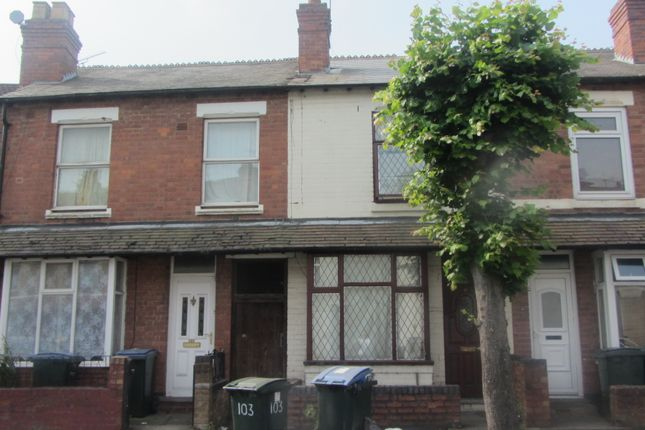 Thumbnail Terraced house for sale in Bolingbroke Road, Coventry