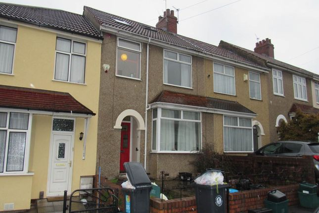 Thumbnail Terraced house to rent in Keys Avenue, Horfield, Bristol