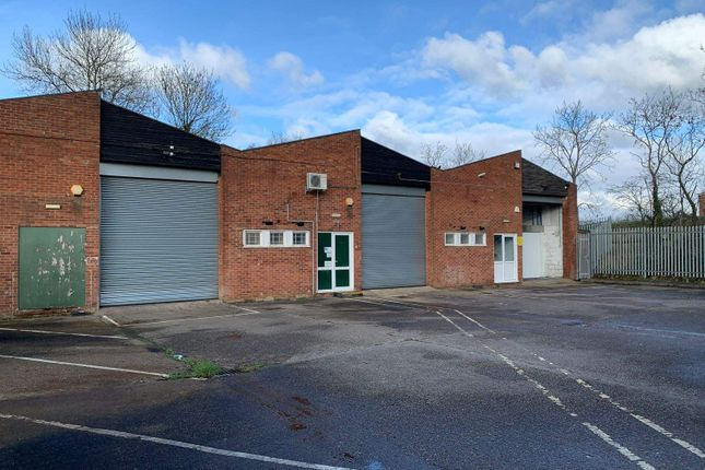 Thumbnail Warehouse to let in Enfield Industrial Estate, Redditch