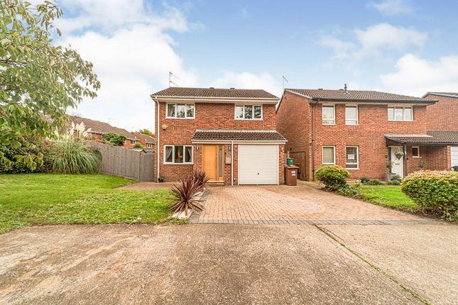 Thumbnail Detached house for sale in Poppyfields, Welwyn Garden City