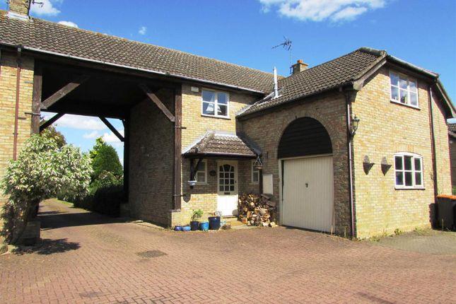 Thumbnail End terrace house to rent in Toddington Road, Tebworth, Leighton Buzzard