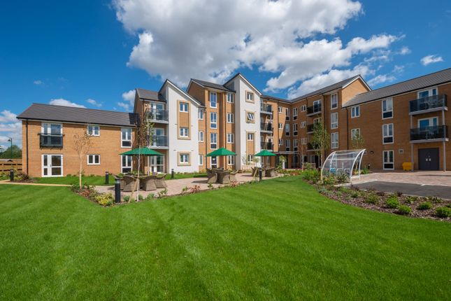 Thumbnail Flat for sale in Cranberry Court, Kempley Close, Hampton